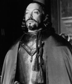 Still Of Tim Curry In The Three Musketeers
