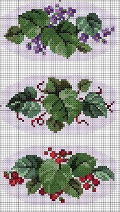 "Photo from album ""Бутоньерки мини"" on Yandex. Cross Stitch Heart, Cross Stitch Cards, Cross Stitch Alphabet, Modern Cross Stitch, Cross Stitch Flowers, Cross Stitch Designs, Cross Stitching, Cross Stitch Patterns, Hardanger Embroidery"