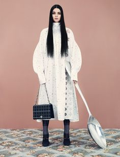 visual optimism; fashion editorials, shows, campaigns & more!: kendall jenner by ben toms for dazed winter 2014