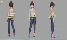 Neka Rig A feature production quality character Rig for Maya Character Rigging, 3d Character, Character Design, Day Of The Tentacle, Eddie The Head, Video Game Development, 3d Tutorial, Female Characters, Rigs