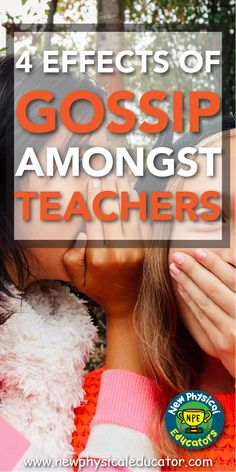 Even the best of us get sucked into it at times. However, it's good to remember the reasons we should strive to rise above it. Here are 4 effects of gossip amongst teachers. Teacher Blogs, Teacher Hacks, Your Teacher, Classroom Organisation, Classroom Management, Classroom Ideas, 1st Year Teachers, Pre-k Resources, Preschool Director