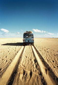 Bus Desert