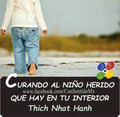 conSentido: CURANDO AL NIÑO HERIDO QUE HAY EN TU INTERIOR