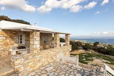 Small Villa, Paros Greece, Paros Island, Spacious Living Room, Greece Travel, Minimal Design, All Modern, Countryside