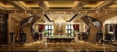 lobby of five star hotel - Google Search