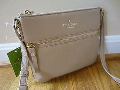 Kate Spade New York Cobble Hill Ellen Leather Crossbody Bag Affogato Stylish Pinterest Bags And Nordstrom