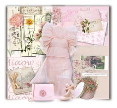 """Feminine and Sweet"" by bellamimi1207 ❤ liked on Polyvore"