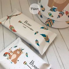 Kit Imprimible Animalitos del Bosque Tribal Tipi Candy Bar TuKit Party Time, Gift Wrapping, Bar, Alonso, Gifts, Fox, Fox Party, Welcome Signs, Forest Animals