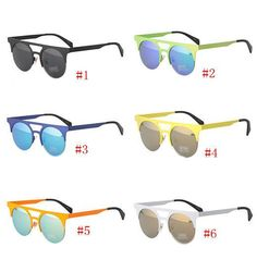 cd397bde3f1 Fashion Dazzle Driving Mirror Anti-Uv Women Sunglasses Outdoor Sport Eyewear