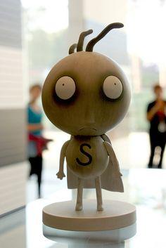 Tim Burton's Stain Boy