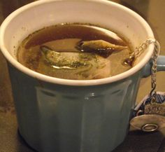 Make and share this Herbal Tea for Bronchitis recipe from Food.com.