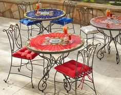 With Its Classic Lattice Design And Rich Bronzecolored Finish Pier - Pier 1 outdoor dining table