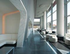 Hotel Puerta América, Madrid by Marc Newson: Bar