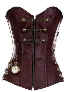 Trop beau corset ! Je le veuxxxx !!!  (by Goth it)