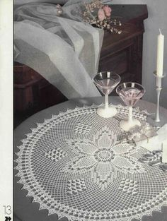 Decorative Crochet Magazines 11 - claudia - Picasa Web Albums