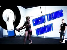 Functional Circuit Training Workout for Track with Kai Wheeler - YouTube