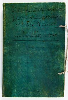 Tea at Trianon: Marie-Antoinette's Wardrobe Book, 1782