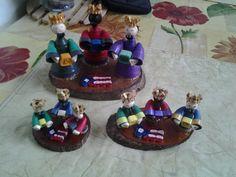 Tres Reyes Magos, por Carmen Ojeda.