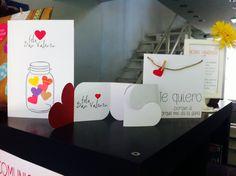 Una pequeña muestra de nuestras invitaciones personalizadas para San Valentín.  Encargos: www.copilandia.es