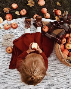 Sweet Fall Look.