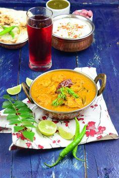 Prawns in Coconut Milk Curry - Whisk Affair