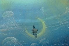 Floating Melody by Toshio Ebine