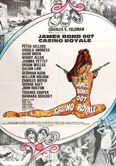 Casino Royale (1967) #1960s #1967 #Casino-Royale
