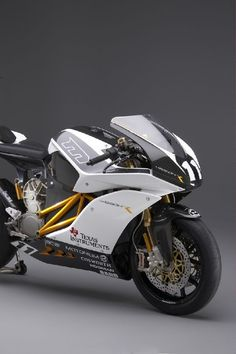 Mission R Electric Racebike