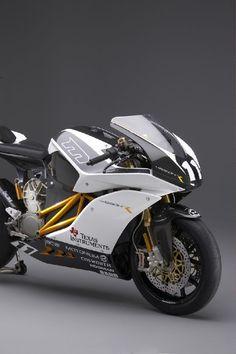 Mission R Electric Racebike