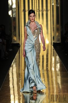 Mireille Dagher Spring-summer 2013 - Couture - http://www.flip-zone.com/mireille-dagher-3392