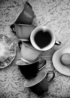 Beautiful coffee picture  Can be used as decoration to create a peaceful but chic mood