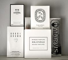 BW packaging