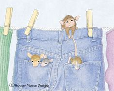 """Monica, Mudpie, Maxwell and Amanda featured on the The Daily Squeek® for July 19th, 2014. Click on the image to see it on a bunch of really """"Mice"""" products."""