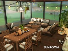 The Sims, Sims Cc, Muebles Sims 4 Cc, Sims House Plans, Model House Plan, Small Outdoor Spaces, Sims 4 Build, Sims 4 Houses, Sims Resource