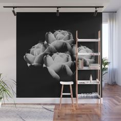 you can cover an entire wall with a rad design - just line up the panels and stick them on. . Available in two floor-to-ceiling sizes.    - Size in feet: 8' Mural comes with four 2'(W) x 8'(H) panels  - Size in feet: 12' Mural comes with six 2' x 8' panels  - Printed on self-adhesive woven poly