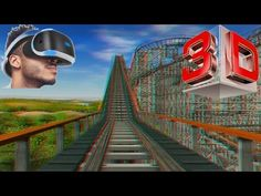 anaglyph - - Yahoo Video Search Results Virtual Reality Videos, 3d Video, Brain Teasers, Roller Coaster, Campaign, Search, Mind Games, Searching, Roller Coasters