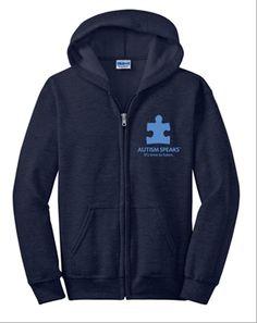 Now THAT'S a good-looking Autism Speaks hoodie. http://shop.autismspeaks.org/autism-speaks-navy-pullover-hoodie