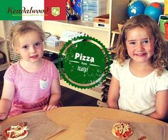 There is nothing like authentic Italian pizza! Our world travellers made their own at ‪ Montessori Elementary School, Elementary Schools, Authentic Italian Pizza, Our World, Life, Primary School, 2nd Grades, Primary Teaching
