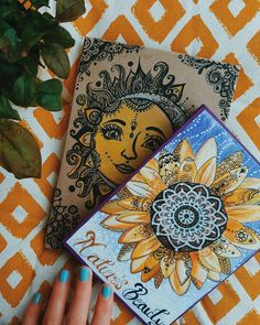 @ohspringtime Artist Trading Cards, Journal Inspiration, Art Pieces, Miniatures, Handmade Items, Shoulder Bag, Simple, Instagram Posts, Book