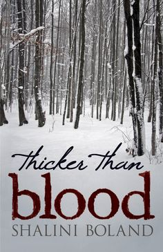 Chilling and fast-paced, Thicker Than Blood is the supernatural sequel to Hidden. It combines passion and drama with a historical twist.