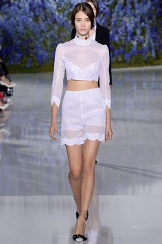 See the Christian Dior spring/summer 2016 collection. Click through for full gallery at vogue.co.uk