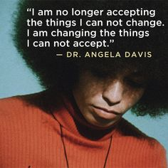 Discover and share Angela Davis Quotes. Explore our collection of motivational and famous quotes by authors you know and love. Great Quotes, Quotes To Live By, Me Quotes, Motivational Quotes, Inspirational Quotes, Gemini Quotes, Super Quotes, Quotable Quotes, The Words