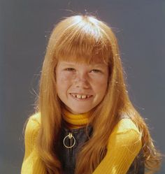 """In Memoriam 2015 Suzanne Crough, who played younger daughter Tracy Partridge on the '70s sitcom """"The Partridge Family"""