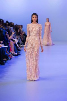 Elie Saab 2014, Paris, Haute Couture Week