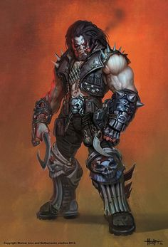 Lobo by Hunter Schulz *