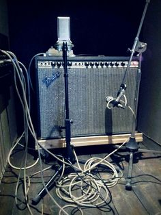|| Fender || Shooting UNA recording @ Duna Studio