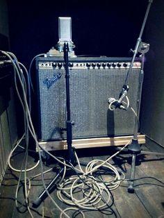 || Fender || Shooting UNA recording @ Duna Studio