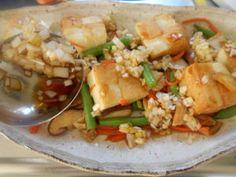 ご飯がすすむ♪カリッと厚揚げ五目野菜の葱ソース by ルネ吉村 | レシピサイト「Nadia | ナディア」プロの料理を無料で検索