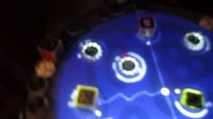Reactable Coldplay Whitney Shirley