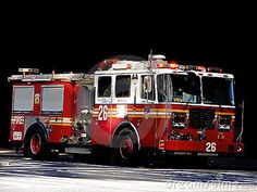 FDNY..26 Truck... The Fire Factory...Harlem